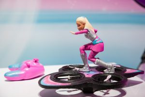 Barbie Hover Board Drone