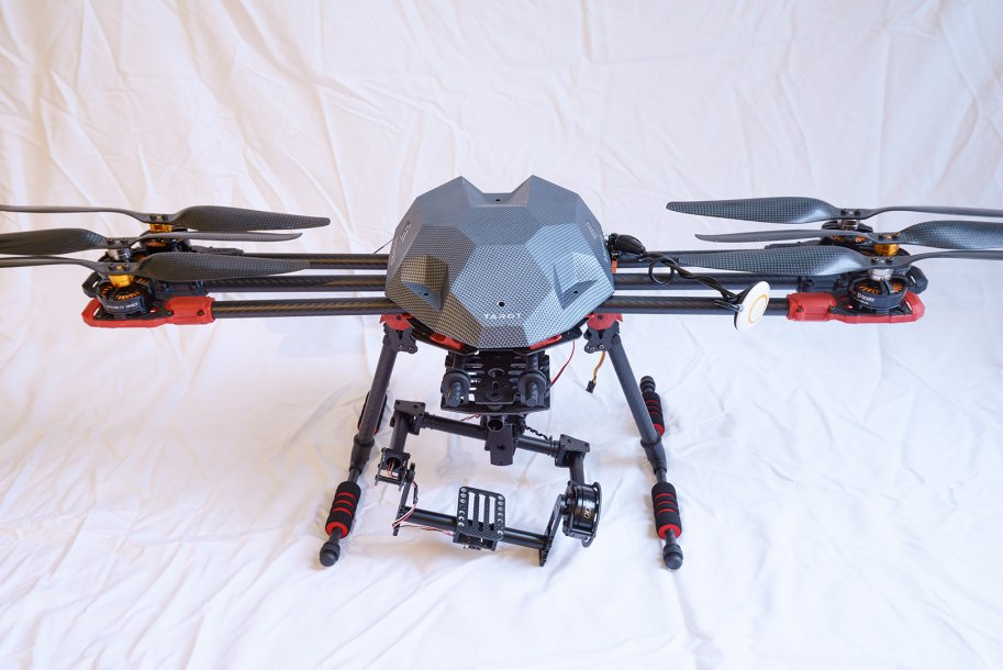 Tarot 680 Pro with 2-Axis Gimbal $900 | DroneVibes - Drones