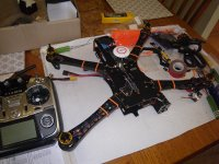 TBS Discovery Pro build!   DroneVibes - Drones, UAV's