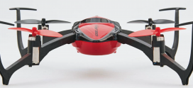 The Drone You Can Fly Upside Down