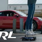 Who's Faster?  Racing Drone vs Porsche 911
