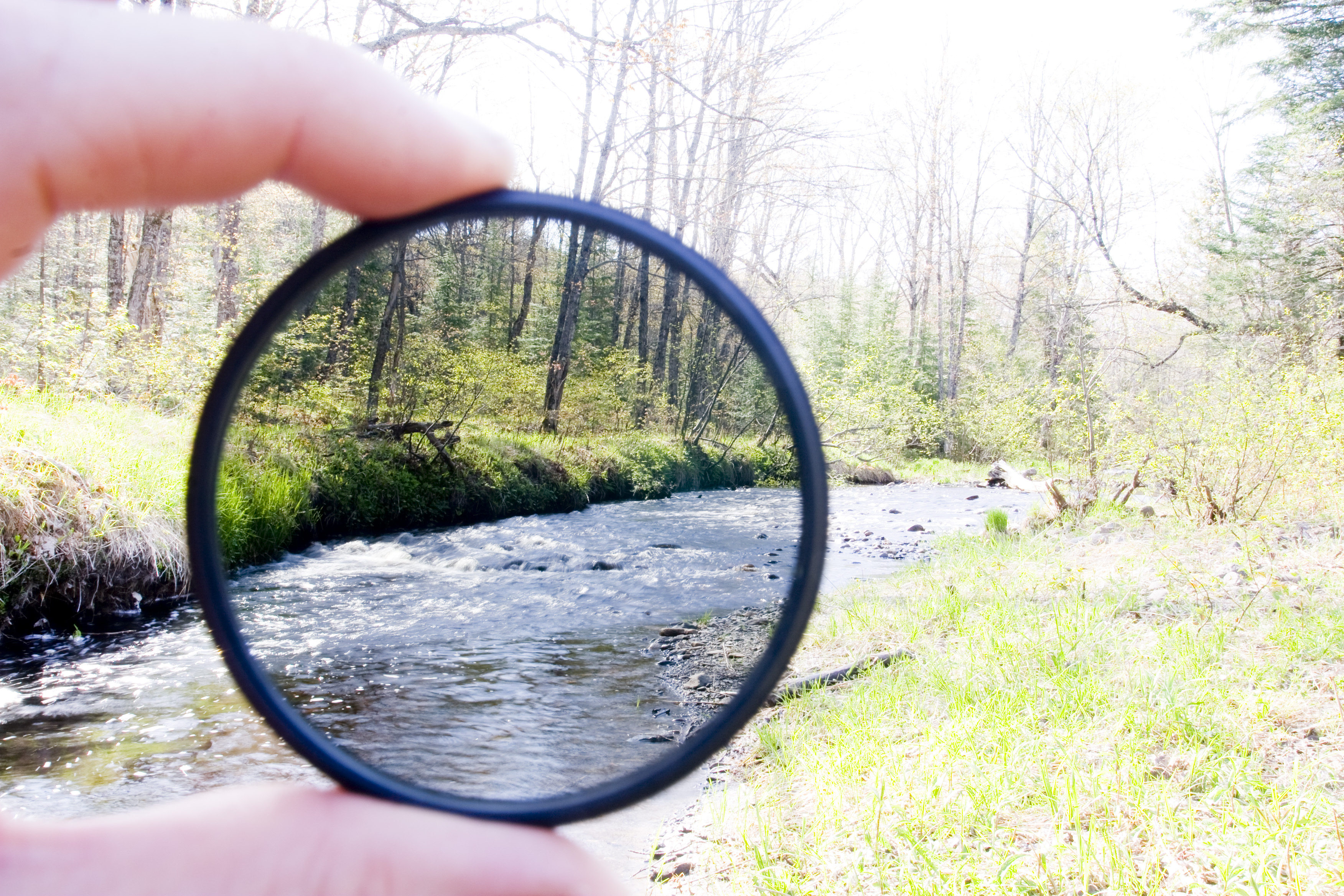 Neutral Density Filters Explained – When and How to Use ND Filters with Your Drone Camera