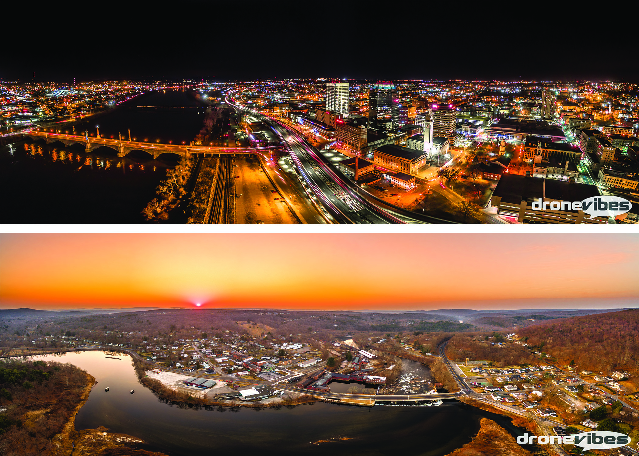 How to Create Amazing Panoramas with Your Drone.