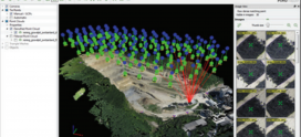 Pix4D Mapper & New Pix4D Mapper Mesh – Professional Applications for Drone Mapping and Modeling