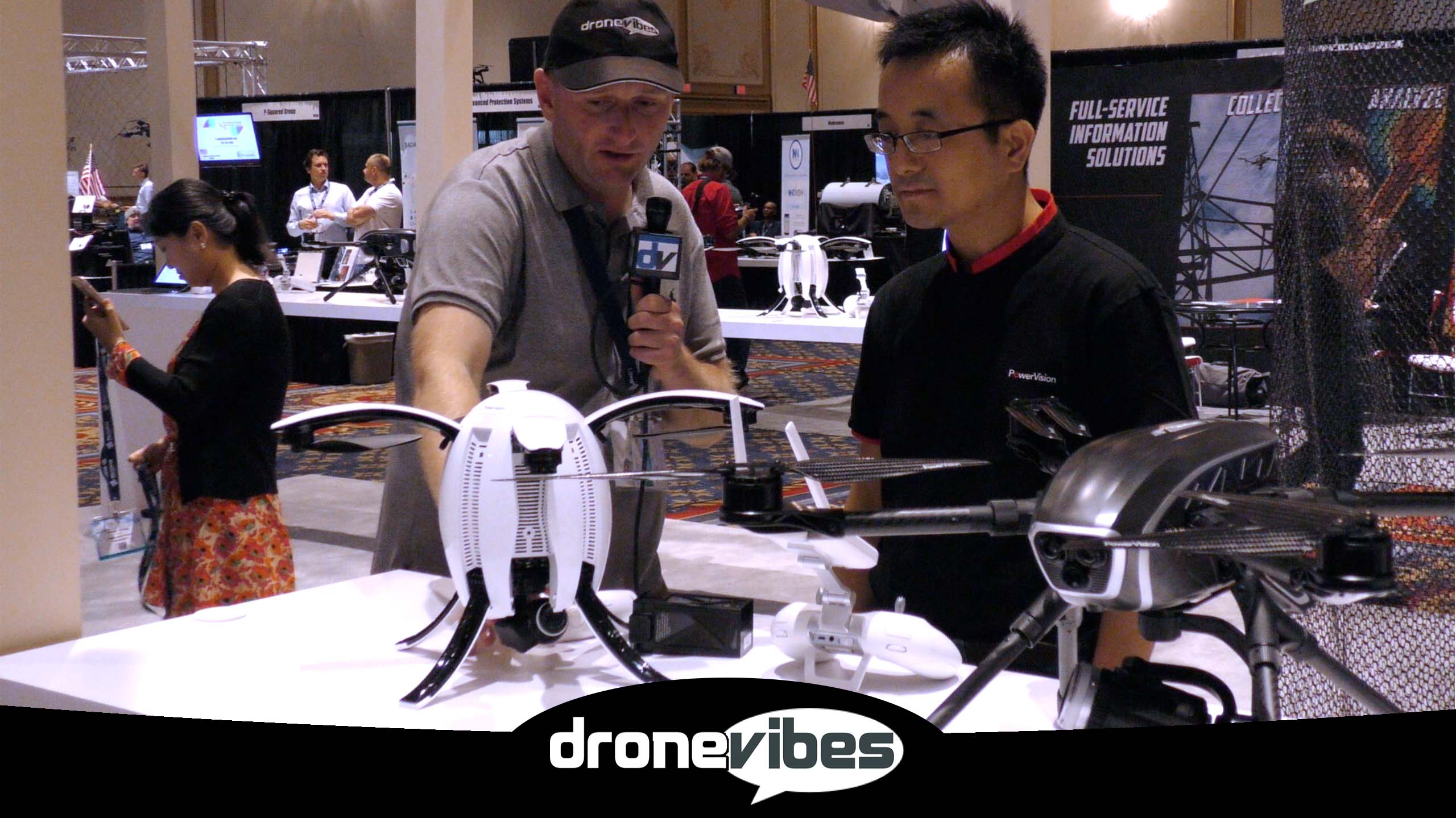 Introducing PowerEgg Drone – Interview with Wally Zheng, CEO, PowerVision