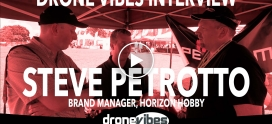 Drone Vibes Video: Interview with Steve Petrotto from Horizon Hobby about new Theory X and Theory W FPV Racing Products!