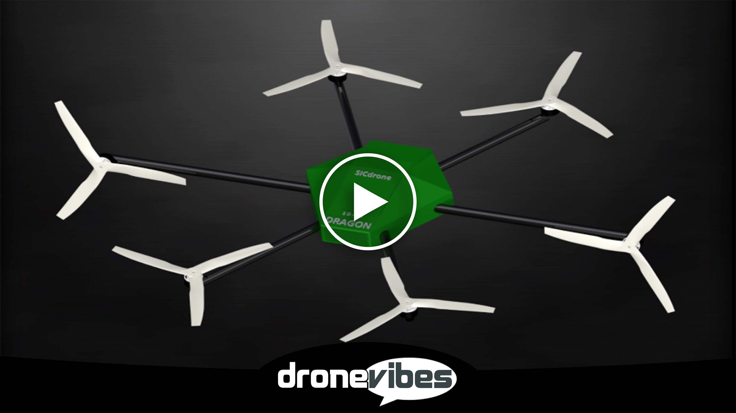 SicDrone – 100MPH Thrust Vectoring Heavy Lift Drone Solution – Interview with Dan Bosch, CEO