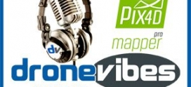 DVP #101 UPDATED | We Discuss The Pix4D Drone Mapping Software | Question From A Listener About Our Flight Log Preferences