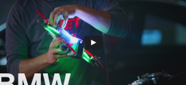 Drone Racing at the BMW Welt