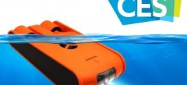 GENEINNO'S Poseidon Drone Heads To CES 2018