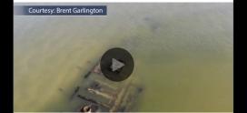 NC Beachgoer Captures RareDrone Footage of Civil War-Era Shipwreck