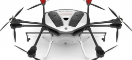Yamaha Motor Releases Agrochemical Spraying UAV, The YMR-08